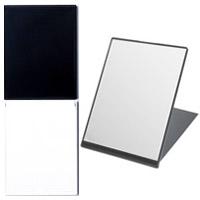 コンパクトミラー スタンドミラー ヤマムラ 卓上ミラー [鏡] ビブレ 角型 L 折りたたみ