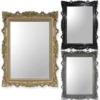 スタンドミラー 高級感 ヤマムラ 卓上ミラー [鏡] デコラティブ ヴィクトリアンスタンドミラー ヤマムラ
