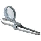 とげ抜き用ルーペ 6倍 虫眼鏡付トゲ抜き
