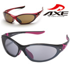 AXE ACTIVE STYLE スポーツサングラス AS-375 UVカット