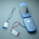 携帯ストラップルーペ ケータイ型 KL-20