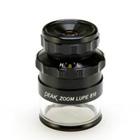 虫眼鏡 スケールルーペ ピーク(PEAK) ズームスケール ルーペ 8-16倍 0.1mmメモリ