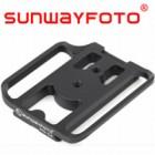 専用クイックリリース・プレート Nikon D4用 PN-D4 SF0072 SUNWAYFOTO
