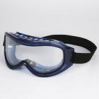 ゴーグル 密閉式W接眼レンズ アイピース GL-97W PAAF アスベスト・新型インフルエンザ・ウイルス・化学物質 対策用ゴーグル
