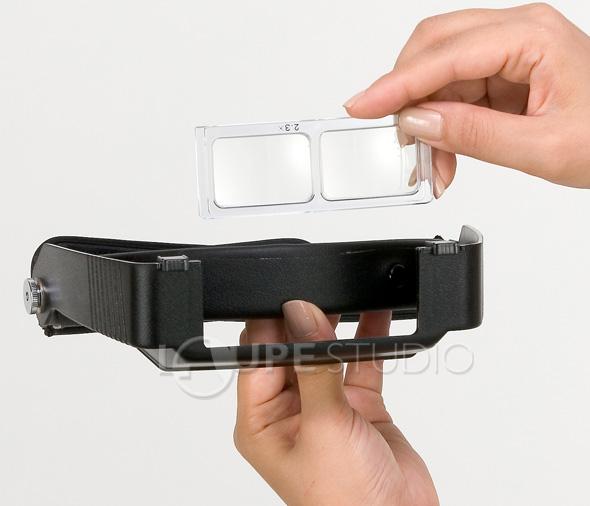 交換レンズ4種類