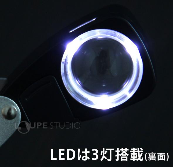 LEDは3灯