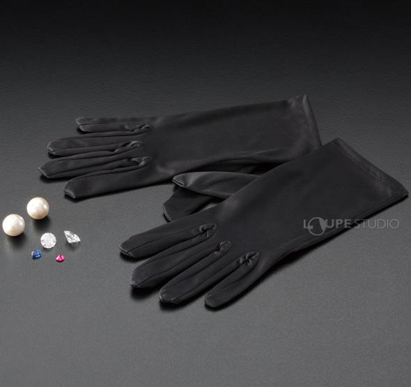 高級黒手袋