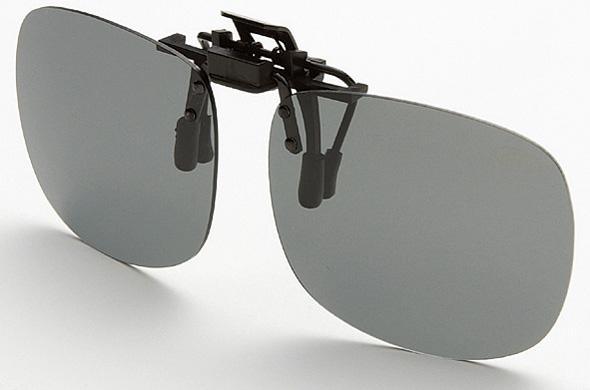 AXE 偏光 クリップサングラス AS-8P