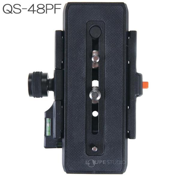 VANGUARD QSクイックシュー QS-46+アダプター 1/4インチ・3/8インチカメラネジ
