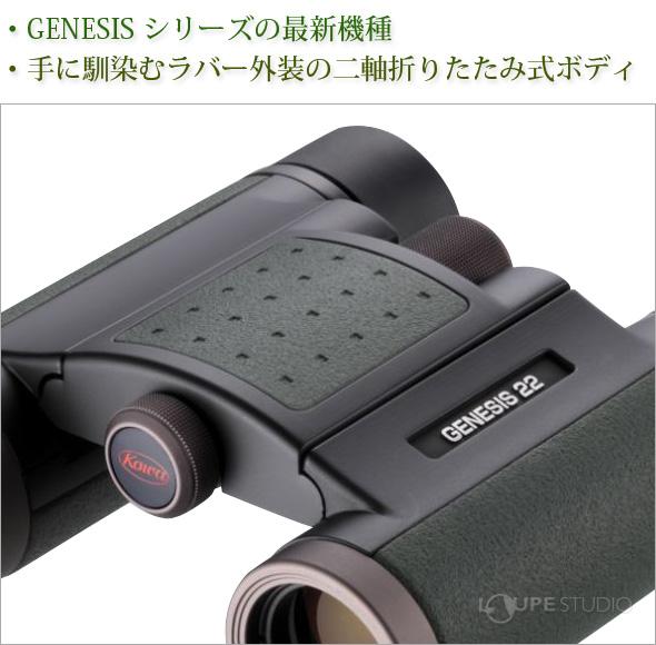 GENESIS シリーズの最新機種
