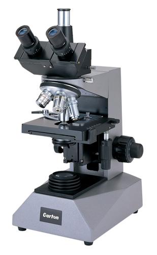 カートン 生物顕微鏡 CZNT-PH 100倍〜1000倍拡大イメージ