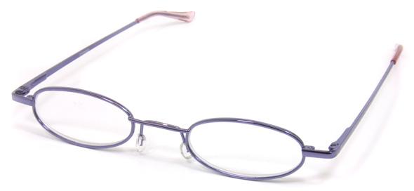 ペン型シニアグラス紫イメージ