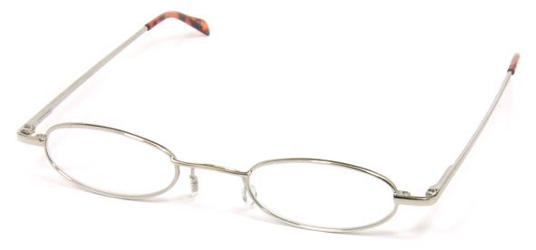 ペン型シニアグラス銀 イメージ