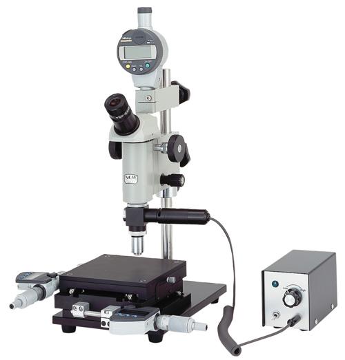 カートン 三次元測定顕微鏡 NTM-100F拡大イメージ