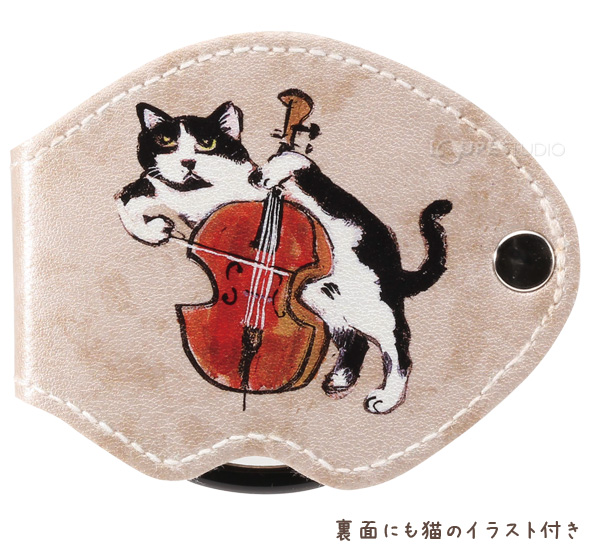 1.猫演奏家
