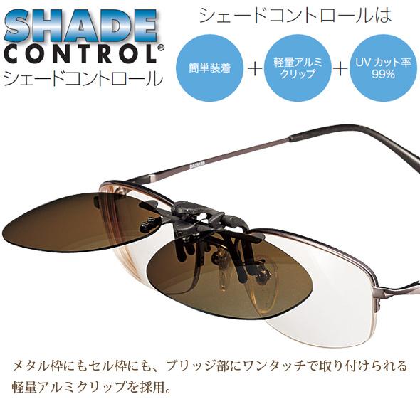SHADE CONTROL シェードコントロール SC-02 小型レンズのフレーム向け