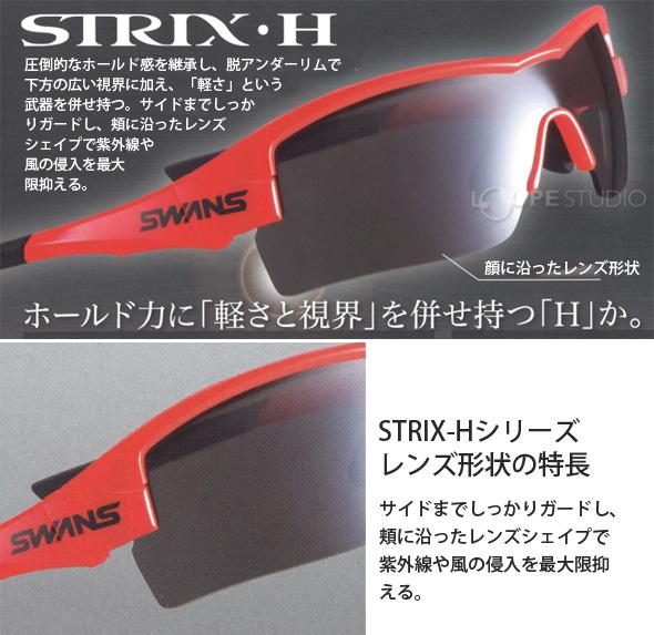 ストリックス・エイチ 両面マルチ偏光レンズ STRIX・H-P