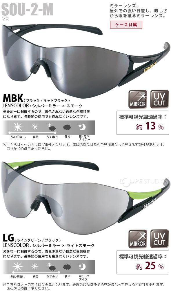 ソウ2 ミラーレンズ SOU-2-M