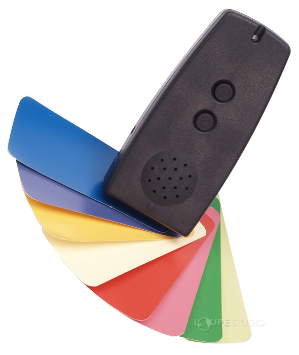音声色彩判別装置 カラリーノ CORORINO