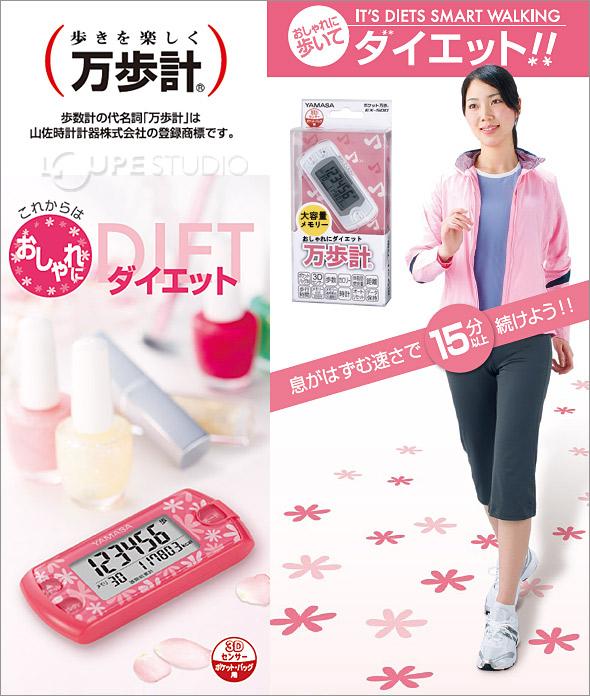 ポケット万歩EX-500