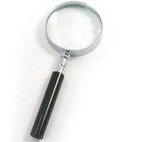 エボ柄ルーペ 120 3.5倍 40mm 拡大鏡 [手持ちルーペ 虫眼鏡 虫めがね 天眼鏡] 池田レンズ 拡大鏡 虫めがね 3.5倍