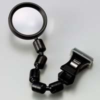 虫眼鏡 クリップ ルーペミニ 1701 4.5倍 30mm 池田レンズ