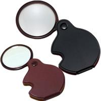 ポケットルーペ 3120 3.5倍 45mm 携帯用虫眼鏡 池田レンズ