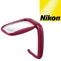ルーペ ニコン おしゃれ 読書用 Uシリーズ 1.5倍 U1-4D 虫眼鏡 拡大鏡 置き型ルーペ 手持ちルーペ スタンド おすすめ