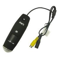 有線式デジタル顕微鏡 TV接続 [450〜600倍] 3R-MSTV601 デジタル マイクロスコープ テレビモニターで映像確認 LEDライト 美容 皮膚 頭皮 エステ 印刷 繊維
