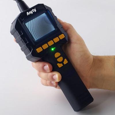 内視鏡 工業用 フレキシブルスコープ 9φ×1m 工業用内視鏡 3R-FXS050-91 防水仕様 静止画 動画 内視鏡カメラ 狭い 暗い 水回り おすすめ