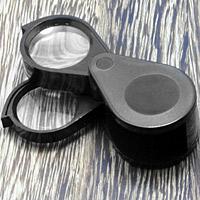 虫眼鏡 宝石用ルーペ 高倍率 4倍&6倍・10倍 高倍率ルーペ 池田レンズ