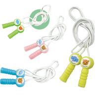 縄跳び 子供用 ロープ 綿 220cm 幼児 ジョイント なかよし なわとび 縄飛び 運動会 体育祭 大縄とび 外遊び おもちゃ