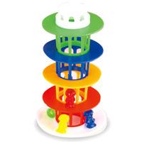 ゆらゆらタワー バランスゲーム 知育玩具【3歳 4歳 5歳 6歳】