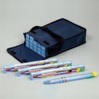 DX万能温度計 20セット ケース入り 温度計 実験 観察 理科 学校教材 知育玩具 自由研究