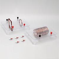 電流磁界実験器 電流 実験 学校教材 理科 自由研究
