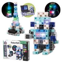ブロック おもちゃ アーテックブロック ロボティスト センサーライト プログラミング 学習 日本製 ロボット Artec ブロック キッズ ジュニア パーツ 知育玩具 レゴ・レゴブロックのように自由に遊べます