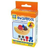ラッコバランス ゲーム 木製玩具 木のおもちゃ バランスゲーム 知育玩具 4歳 5歳 6歳 キッズ用品 自由研究