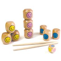 おはし あそび 知育玩具 木製 木のおもちゃ 子供 木のおもちゃ 木製玩具 バランスゲーム お箸 知育玩具 4歳 5歳 6歳 7歳