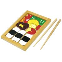 パズル 木製お弁当パズル 木製玩具 木のおもちゃ ゲーム 知育玩具 子供 3歳 4歳 5歳 お箸 練習 お稽古 キッズ 幼児