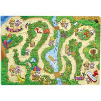 ジグソーパズル ジャングル めいろ 知育玩具 子供 キッズ おもちゃ 幼児 パズル めいろ