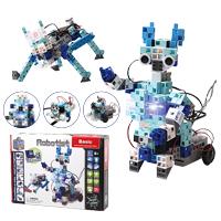 ブロック おもちゃ アーテックブロック ロボティスト ベーシック プログラミング 学習 日本製 ロボット Artec ブロック キッズ ジュニア パーツ 知育玩具 レゴ・レゴブロックのように自由に遊べます
