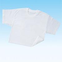 Tシャツ 白 ホワイト [普及品] ユニフォーム 子供 キッズ 手作り 運動会 体育祭 学芸会 お遊戯会 衣装 文化祭 小学生