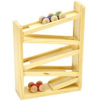 木のおもちゃ 木製コロコロスラローム 出産祝い お誕生日 知育玩具 3歳 4歳 5歳 6歳 木製玩具