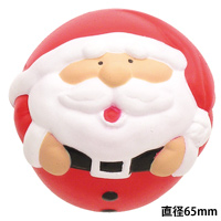 サンタクロース フェイスボール クリスマス プレゼント ボール 子供 キッズ 幼児 外遊び おもちゃ 保育園 幼稚園
