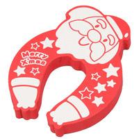 ドアストッパー サンタ 指詰め防止 クリスマス クリスマス飾り