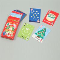 トランプ クリスマス 知育トランプ 知育玩具 ゲーム カード 幼児 学習 勉強 プレゼント ギフト カードゲーム 小学生