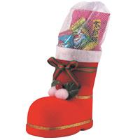 クリスマスブーツ [中] お菓子入 詰め合わせ 子供 プチギフト 配る