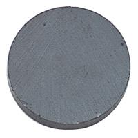丸型フェライト磁石[10コ入][直径2×0.4cm]