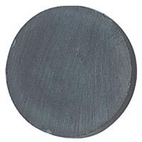 丸型フェライト磁石[10コ入][直径3×0.4cm]