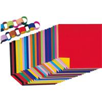 両面いろがみ 大 25枚組 折り紙 おりがみ 知育玩具 紙工作